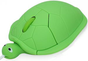 Green Turtle Mouse