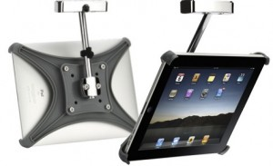 Cabinet Mount for iPad
