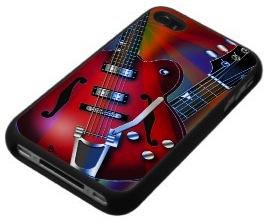 Electric guitar iphone case