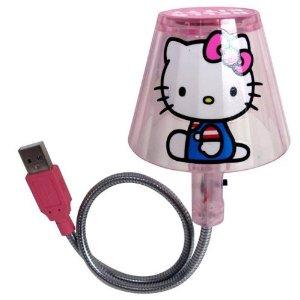 Hello Kitty USB LED Lamp