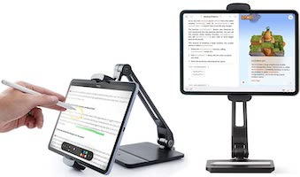 Twelve South Hover Bar Duo iPad Holder
