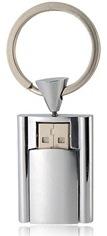 Foldable Flash Drive Keychain