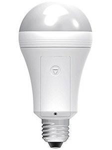 LED Lightbulb With Emergency Battery