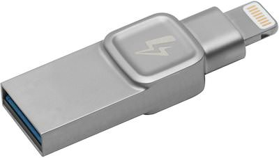 Kingston Lightning And USB Flash Drive