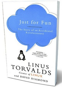 The inventor off Linux read his biography