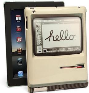 Apple Macintosh Looking iPad Case
