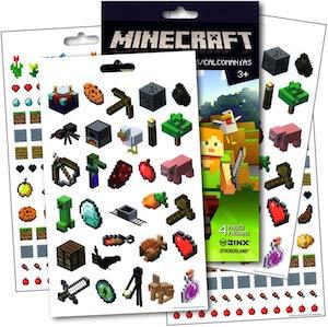 Minecraft Sticker Set