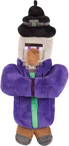 Minecraft Witch Plush