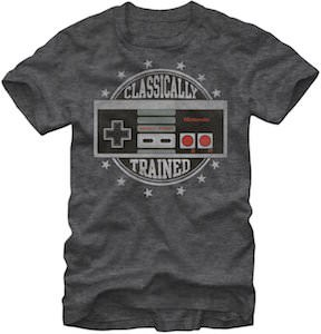 Nintendo Classically Trained T-Shirt