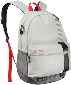 Nintendo Entertainment System NES Backpack