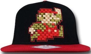 Nintendo Jumping Super Mario Snapback Cap