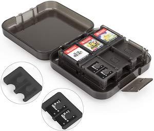Nintendo Switch Games Storage Box