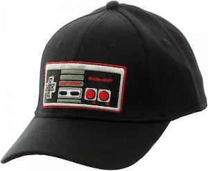 Nintendo NES Game Controller Baseball Cap