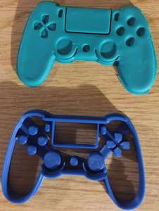 Sony PS4 Controller Cookie Cutter