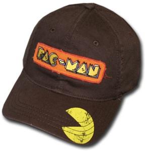 pac-man baseball cap