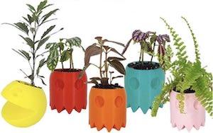 Pac Man Planters