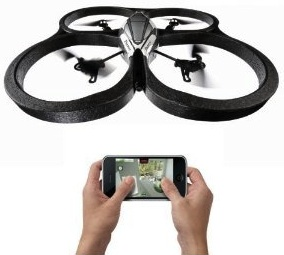 AR.Drone RC helicopter