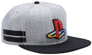 Sony Playstation Logo Cap