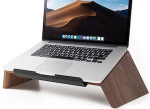 Premium Wooden Laptop Stand