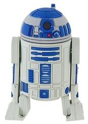 Star Wars R2D2 robot USB flash drive