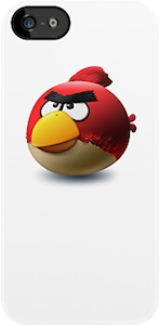 Red Angry Bird iPhone 5 Case