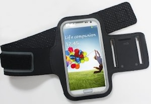 Samsung Galaxy S4 Running Armband