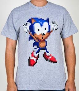 Sonic Pixel T-Shirt