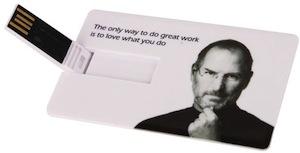 Steve Jobs USB Flash drive