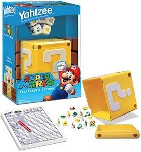 Nintendo Super Mario Yahtzee