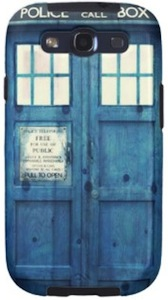 Doctor Who Case for the Samsung Galaxy S3 phone