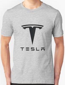 Tesla Logo T-Shirt