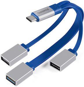 USB C WIre Hub