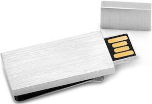 USB Money Clip Flash Drive
