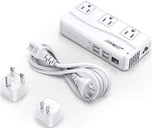 Universal Travel Adapter Set