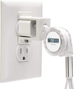 Wall Locked USB Charger