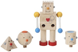 Build A Robot Toy