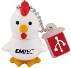 Chicken flash drive