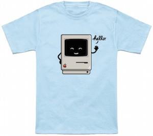 Macintosh Hello T-Shirt