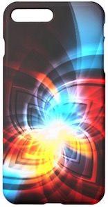 iPhone 7 Plus Fractal Pattern Case
