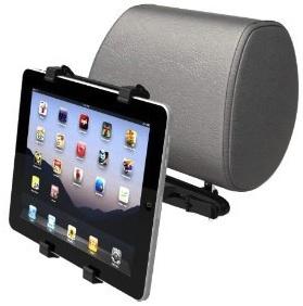 Headrest mount for tablet computer