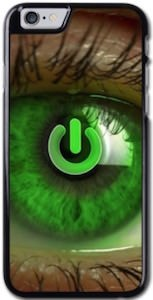 Power Of The Eye iPhone 6 plus Case