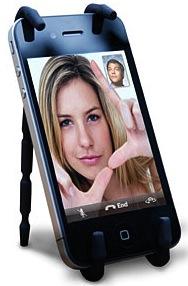 Spider mobile phone holder