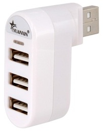 180 Degree USB HUB