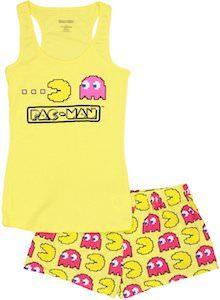 Pac-Man Women's Sleep Set